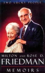 Rose Friedman, 1910-2009