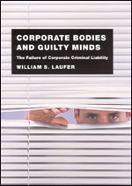 Press release: Laufer, Corporate Bodies and Guilty Minds
