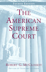 The Sotomayor Confirmation Hearings and the Role of the Supreme Court