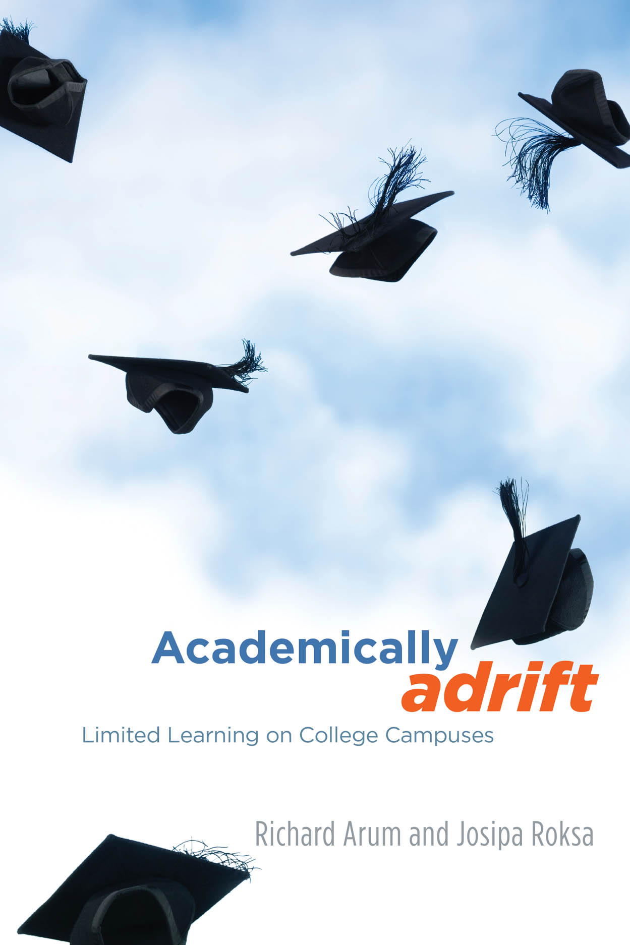 (Academically) Adrift on the Web