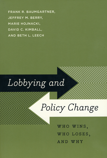 How does lobbying actually work?