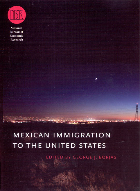 Press Release: Borjas, Mexican Immigration to the United States