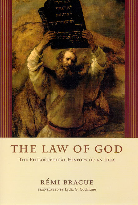 Press Release: Brague, The Law of God