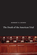 The American trial's vanishing act