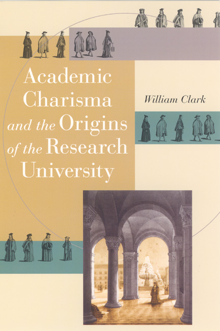 Press Release: Clark, Academic Charisma and the Origins of the Research University