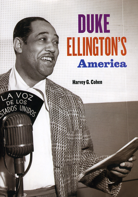 Duke Ellington's America reviewed in the New York Times