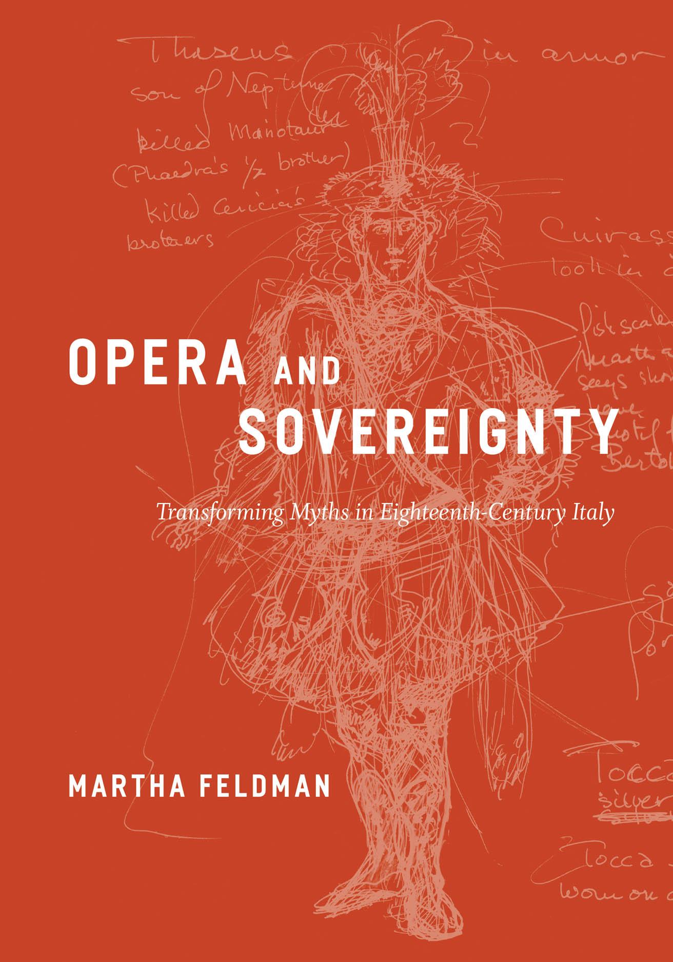 Martha Feldman awarded 2010 Laing Prize