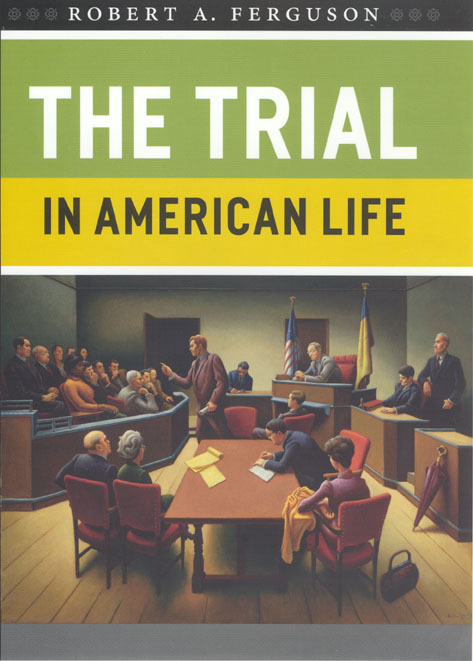 Press Release: Ferguson, The Trial in American Life