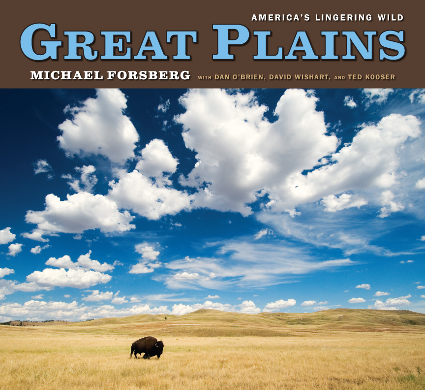 Michael Forsberg multimedia in Nature Conservancy Magazine