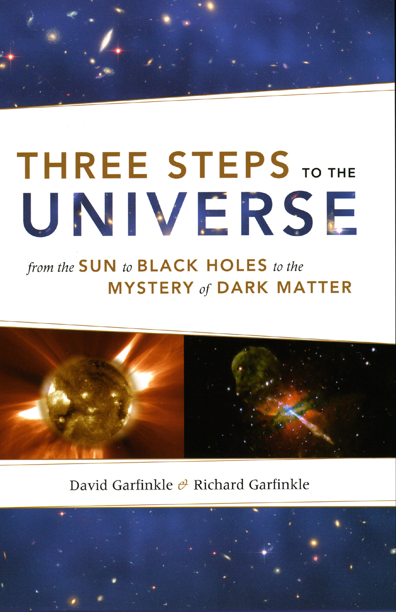 Press Release: Garfinkle and Garfinkle, Three Steps to the Universe