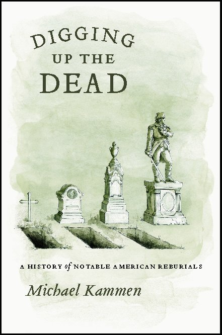 Digging up the Dead in Obit magazine