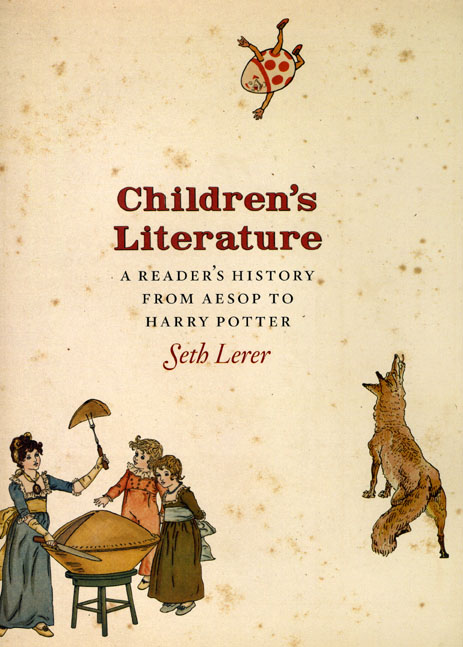 Lerer's Children's Literature is an NBCC nominee