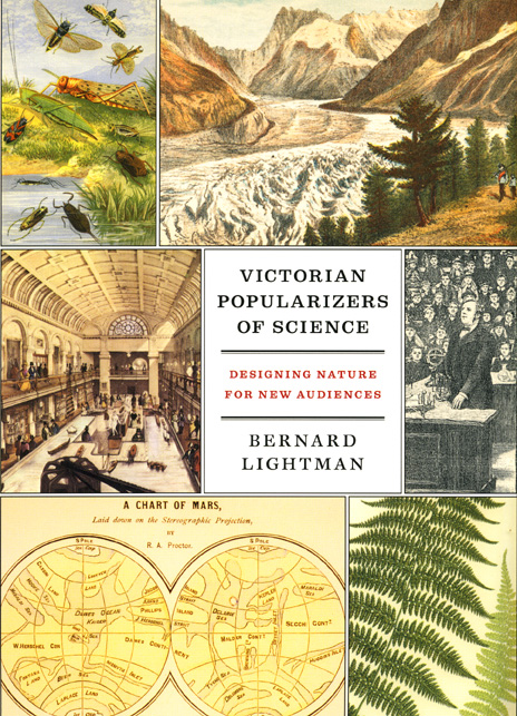 Review: Lightman, Victorian Popularizers of Science