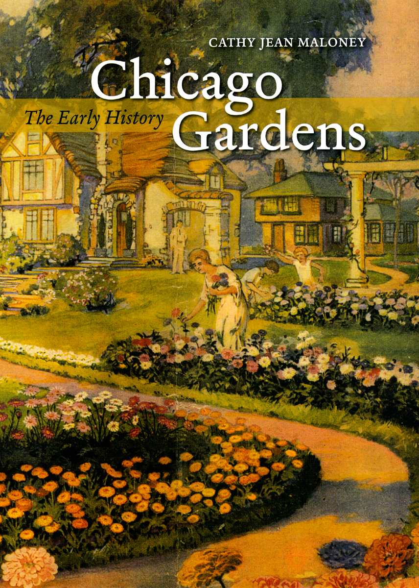 """Chicago Gardens: Past and Present"" at the Chicago Tourism Center"