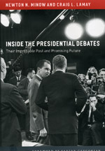 Press Release: Minow, Inside the Presidential Debates