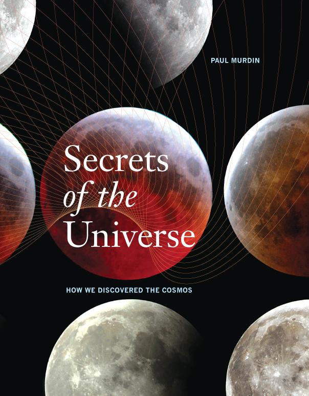Press Release: Murdin, Secrets of the Universe