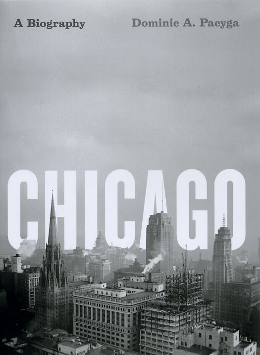 The New Republic's The Book website reviews Chicago
