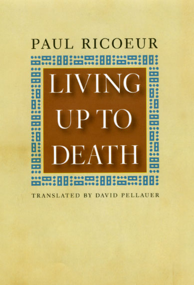 Scott McLemee on the passing of Jim Carroll and Ricoeur's Living Up to Death