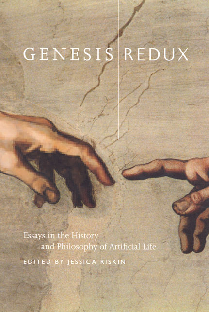 Review: Riskin, Genesis Redux