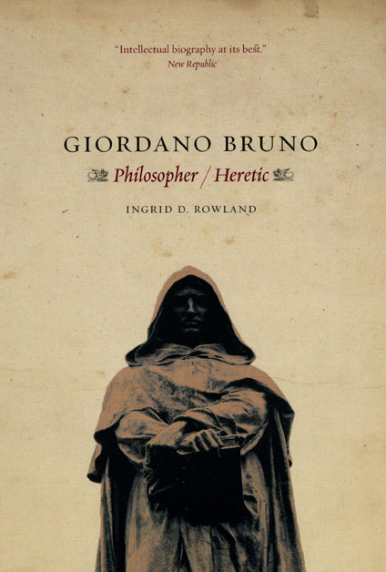 Press Release: Rowland, Giordano Bruno
