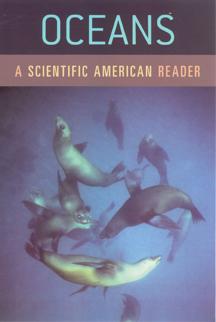 Press Release: Scientific American, Oceans