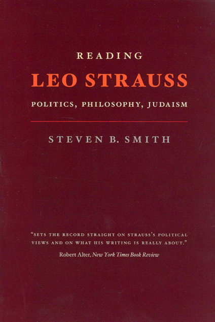 The controversy surrounding Leo Strauss
