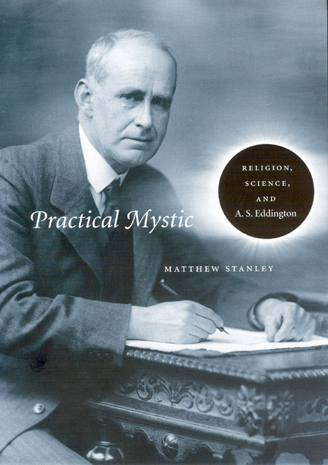 A. S. Eddington and the intersection of science and religion