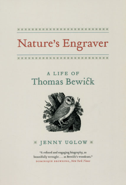 Press Release: Uglow, Nature's Engraver
