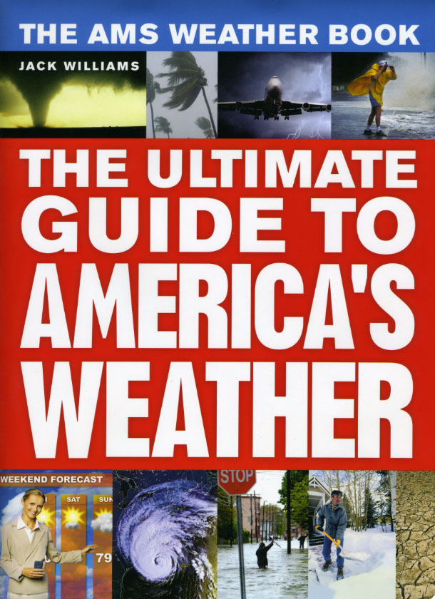 Press Release: Williams, The AMS Weather Book