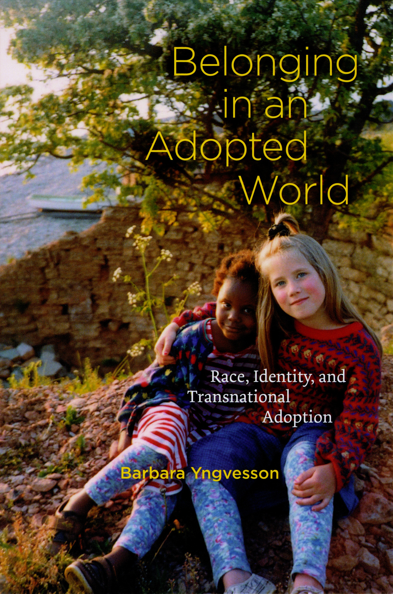 Belonging in an Adopted World gets the Page 99 test