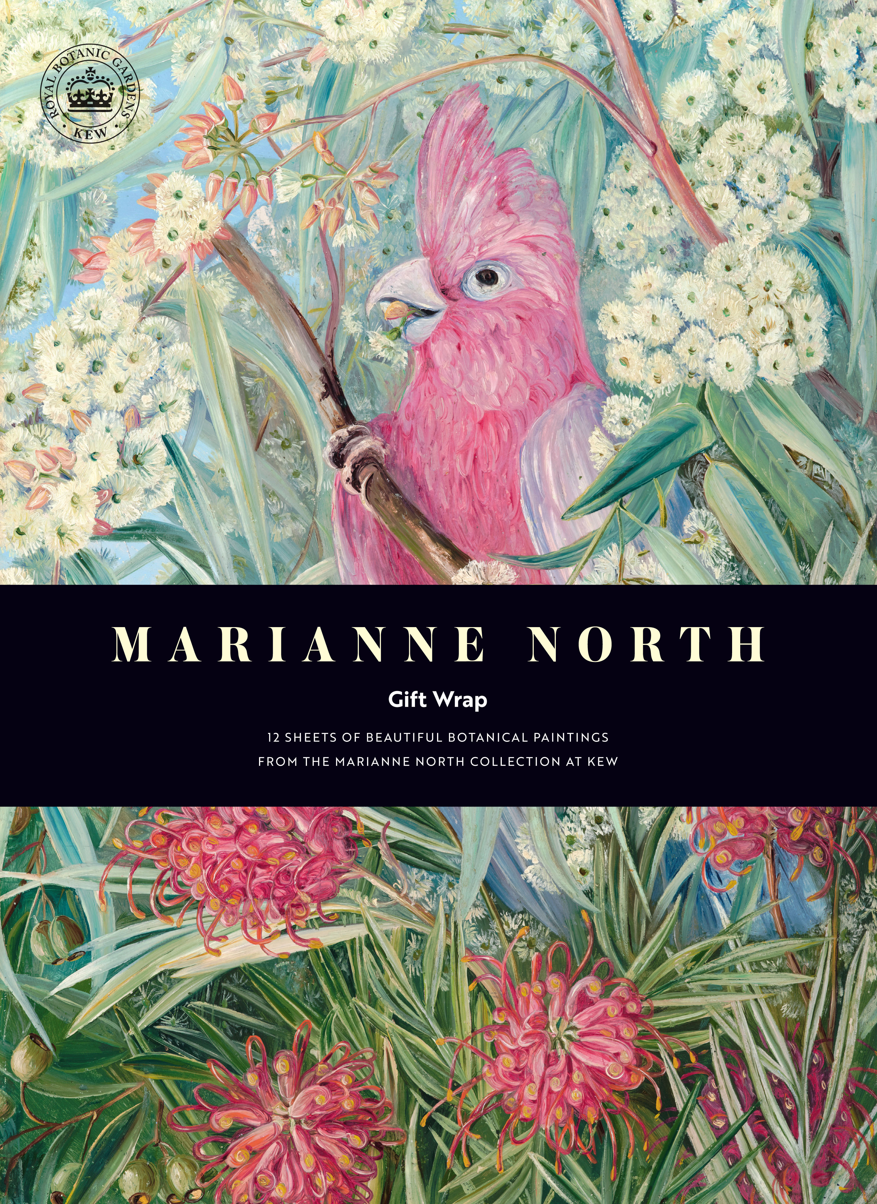 Marianne North Gift Wrap