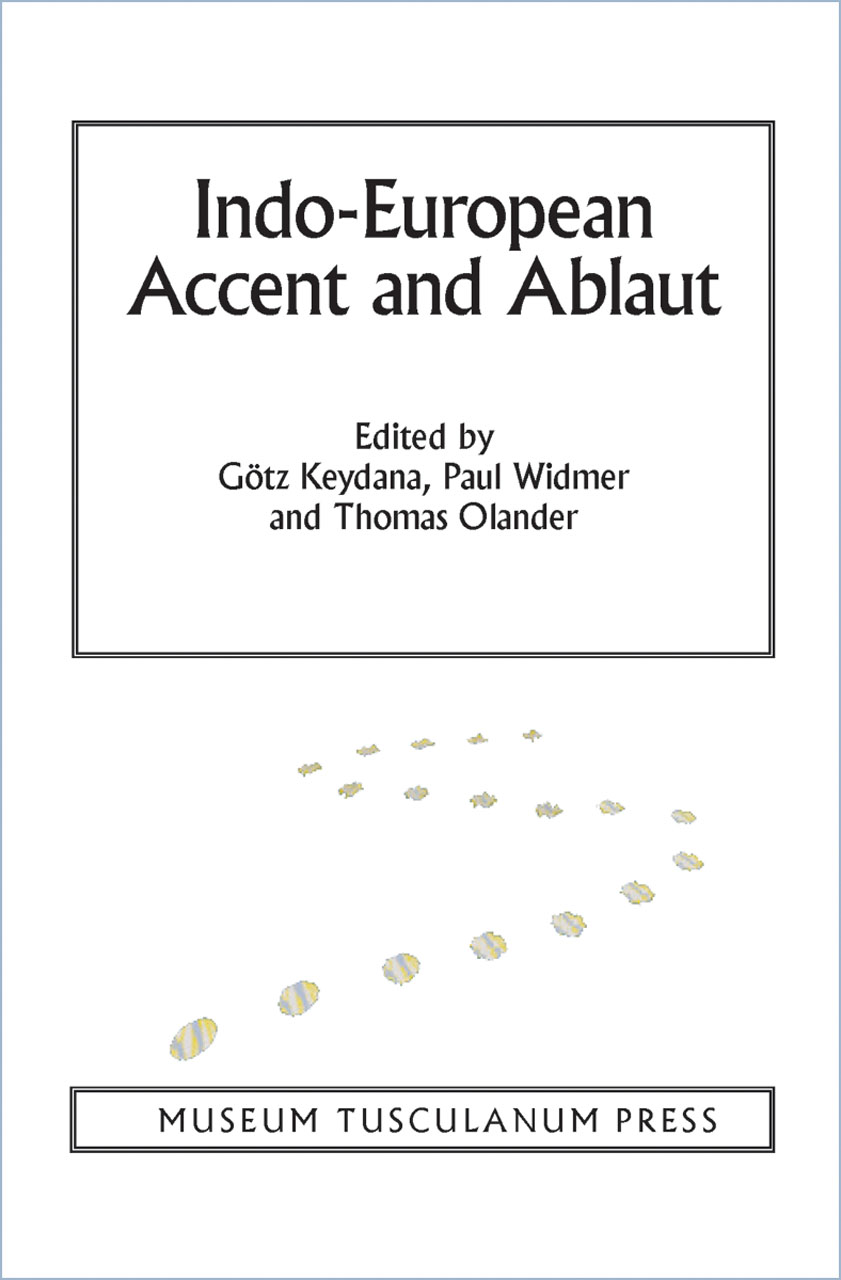 Indo-European Accent and Ablaut