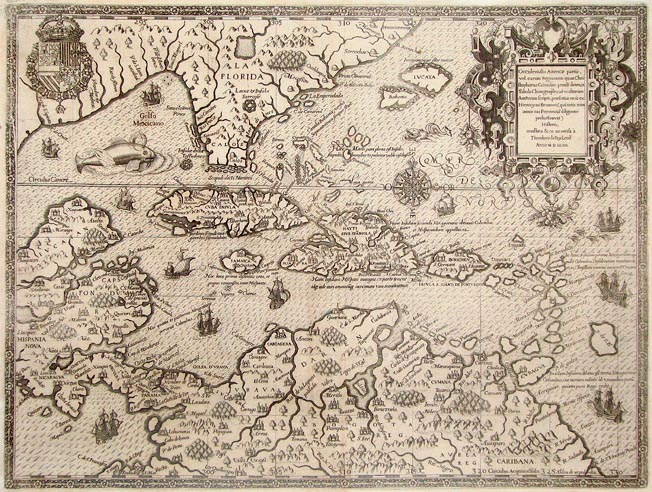 Colonial South America Map.Internet Resources For Mapping Latin America A Cartographic Reader