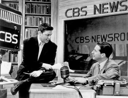"""The Beginnings of TV News"""" fro..."""