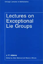Lectures on Exceptional Lie Groups