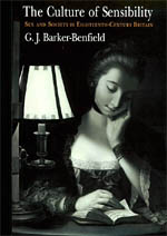 The Culture of Sensibility: Sex and Society in Eighteenth-Century Britain