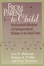 From Parent to Child: Intrahousehold Allocations and Intergenerational Relations in the United States