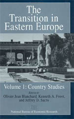 The Transition in Eastern Europe, Volume 1