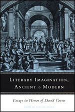 Literary Imagination, Ancient and Modern