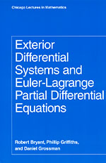 Exterior Differential Systems and Euler-Lagrange Partial Differential Equations