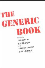 The Generic Book