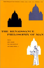 The Renaissance Philosophy of Man
