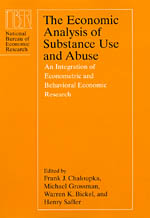 The Economic Analysis of Substance Use and Abuse: An Integration of Econometric and Behavioral Economic Research