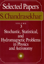 Selected Papers, Volume 3: Stochastic, Statistical, and Hydromagnetic Problems in Physics and Astronomy