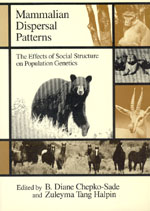 Mammalian Dispersal Patterns: The Effects of Social Structure on Population Genetics