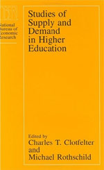 Studies of Supply and Demand in Higher Education