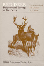 Red Deer: Behavior and Ecology of Two Sexes