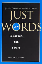 Just Words, Second Edition
