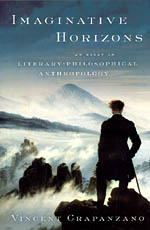 Imaginative Horizons An Essay In Literaryphilosophical  An Essay In Literaryphilosophical Anthropology