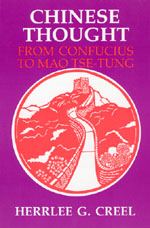 Chinese Thought from Confucius to Mao Tse-tung